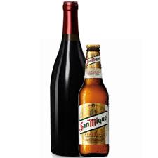 Vins et bières